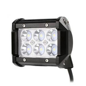 18W LED Work Lights (PAIR) Midvale Mundaring Area Preview
