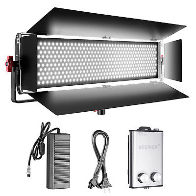 Neewer Dimmable Bi-color 140W SMD LED  Video Light with U Br