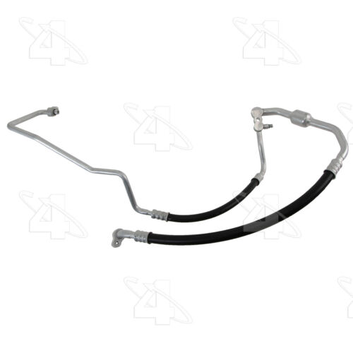 A//C Manifold Hose Assembly-Suction And Discharge Assembly fits 12-15 Camaro 3.6L