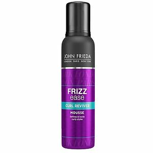 John Frieda Frizz Ease Curl Reviving Mousse 200ml Hair Care Styling Product