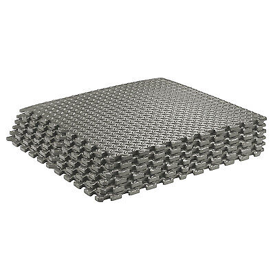 Sivan Health and Fitness Puzzle Exercise Mat Foam