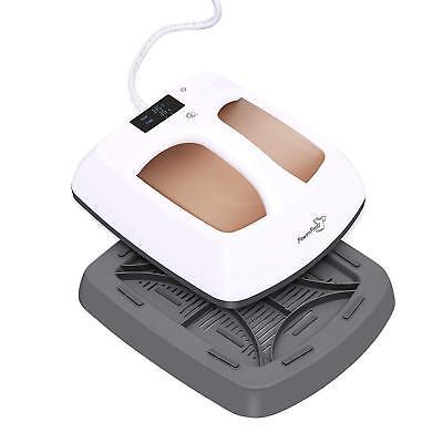 Home Press Digital Portable Heat Press Machine Pink For T Shirts Heat Transfer
