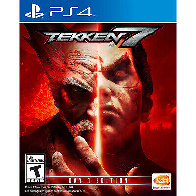 Tekken 7 PS4 [Factory Refurbished]