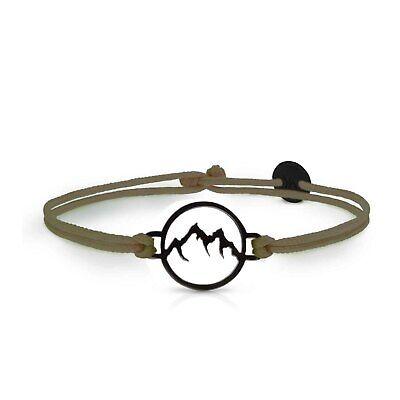 UKIYYO Armband camo MOUNTAIN schwarz