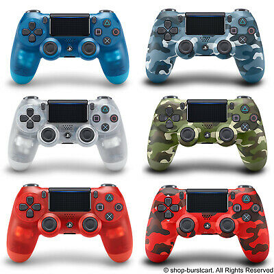 Sony PlayStation4 Wireless Bluetooth GamePad DUALSHOCK4 v2 Camouflage & Crystal