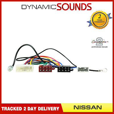 CT20NS06 Car Stereo Radio ISO Harness Wiring Loom Adaptor for Nissan