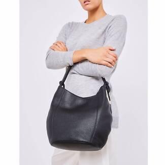 Handbag Leather Black Source Oroton Kiera In Perth Region Wa Gumtree Australia Free Local