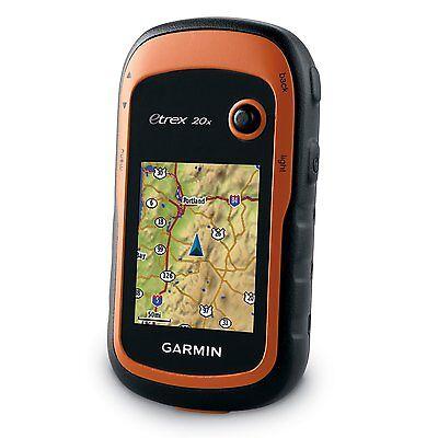 Brand New Garmin Etrex X Handheld Gps Topoactive West Europe Maps Included
