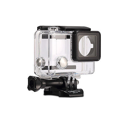 Original GoPro Standard Underwater Housing 40m waterproof case for Hero 4 3+ 3