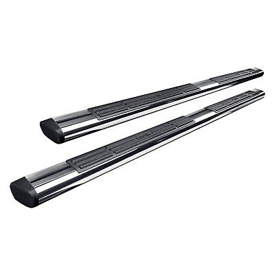 "For Ram 1500 11-19 Westin 22-6030 6"" Premier Cab Length Polished Oval Step Bars"