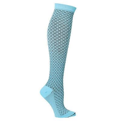 Support Plus Diamond Block Trouser Socks Diamond Pattern Trouser Socks