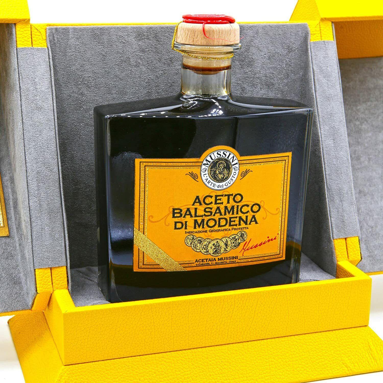 Aceto Balsamico Tradizionale di Modena IGP Mussini In Confezione Limited Edition