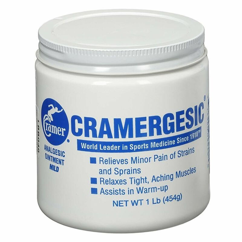Cramergesic Mild Warmth Analgesic for Relief from Muscle Soreness, Aches,...