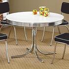 Chrome Dining Table Dining Furniture Sets