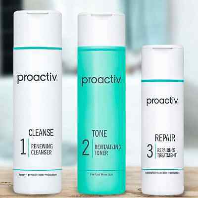 Proactiv Solution 3-Step Acne Treatment System, 90 Day Size