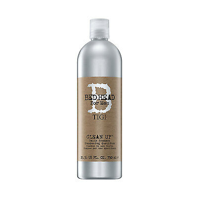 Tigi Bed Head for Men Clean Up Daily Shampoo 750ml