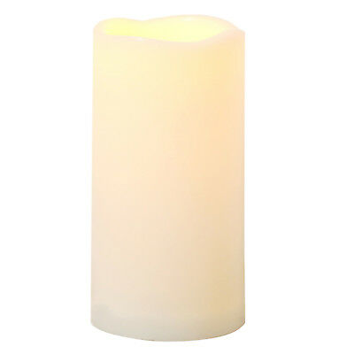 Waterproof Outdoor Flameless Battery-operated LED Candles with Timer 3
