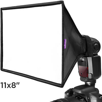 Flash Diffuser Light Softbox 11x8 by Altura Photo