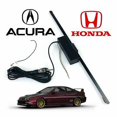 Honda Acura Stereo Hidden Aerial FM Radio Signal Antenna Civic SI Hatchback JDM
