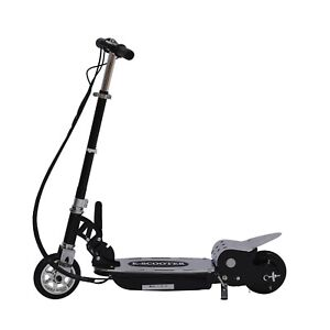 Qaba Adjustable Folding Electric E-Scooter Battery Powered