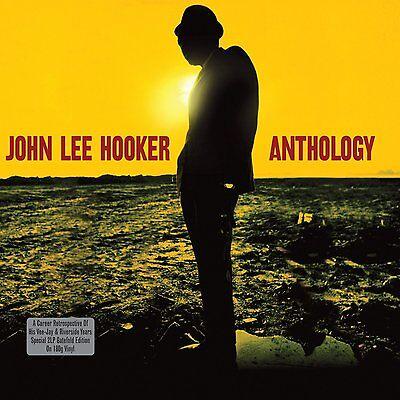 John Lee Hooker - Anthology (2LP Gatefold On 180g Vinyl) NEW/SEALED