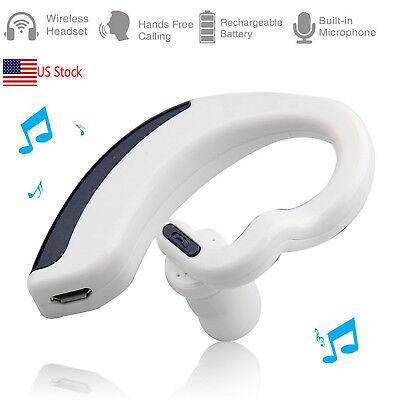 Wireless Bluetooth Headset Earpiece For Samsung Galaxy J1 J2 J3 J6 J7 Core Prime