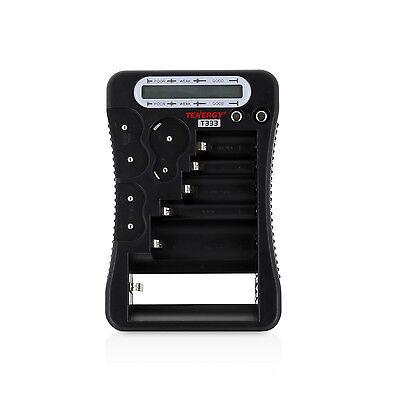 Tenergy T-333 Universal Battery Tester AA/AAA/C/D/9V/CR123A/CR2/CRV3/2CR5/CRP2