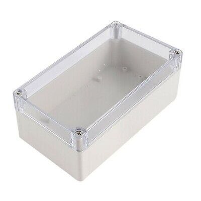 Plastic Electronic Project Box Junction Enclosure Case Box Waterproof 156 X 9...