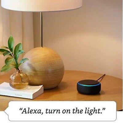 Amazon Echo Dot (3rd Generation) Smart Speaker with Alexa - Charcoal