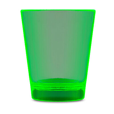 Glow In The Dark Shot Glass Green](Glow In The Dark Shots)