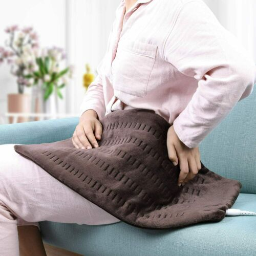 XL Electric Heating Pad - Moist and Dry Neck/Back/Shoulders
