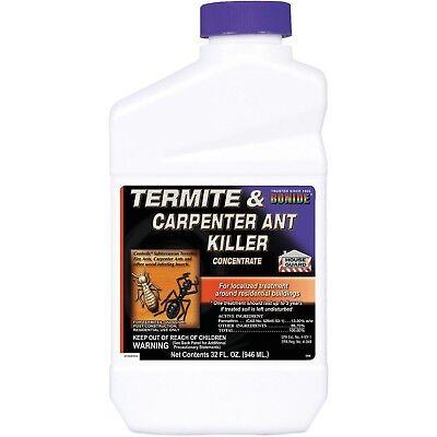Bonide Qt Termite And Carpenter Ant Control
