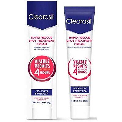 Clearasil Ultra Rapid Action Vanishing Treatment Cream, 1
