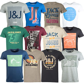 Men's Jack & Jones T-Shirts