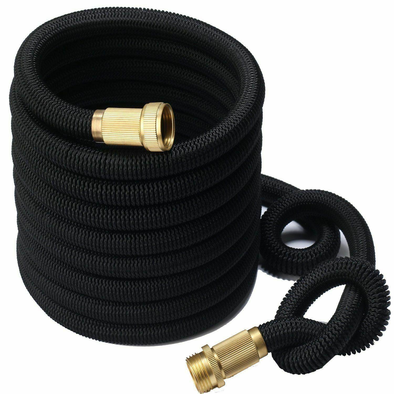3X Stronger Deluxe Expandable Flexible Garden Water Hose