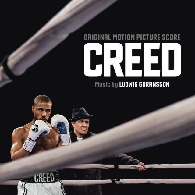 LUDWIG GORANSSON - CREED/OST  CD NEU GORANSSON,LUDWIG