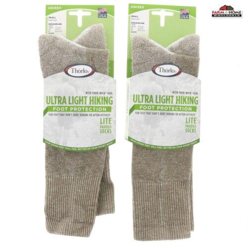 (2) Thorlo Over the Calf Socks Small ~ New
