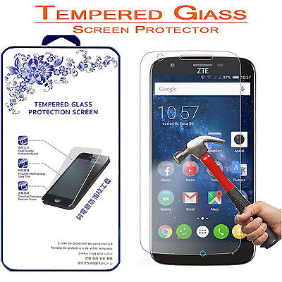 For ZTE Grand X3 Z959 Ballistic [Tempered Tumbler] Screen Protector