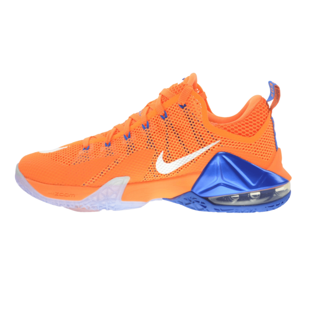 Nike Lebron 12 Orange