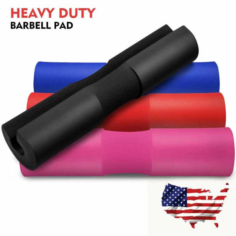 Barbell Bar Cover Foam Pad for Weightlifting Squats Lunges Neck Shoulder Protect