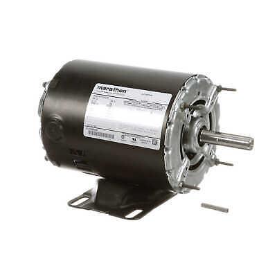 Marathon 5kh37nna768 Electric Motor 34 Hp 1800 Rpm 1ph 115 Volt 56z Frame