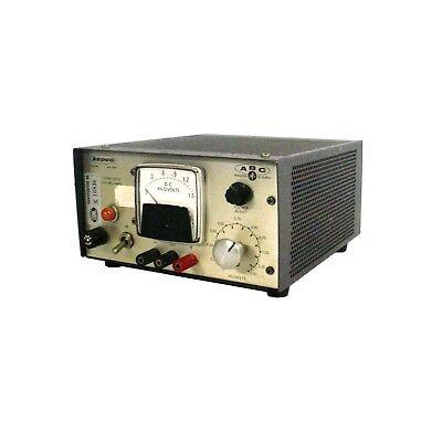 Kepco Abc 1500 M Regulated Power Supply Output 0-1500v0-10ma