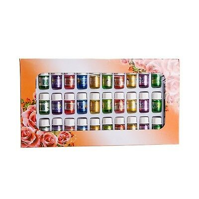 A Pack Of 36 Essential Oil In 12 Various Scents 3Ml Each Bottle