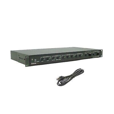Multi Format Media - Extron MPS 409 350 MHz Digital/Analog Multi-Format Media Presentation Switcher