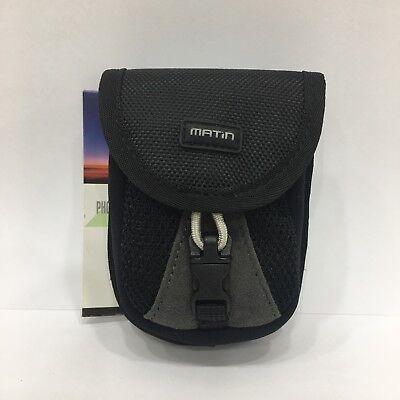 MATIN Digital SLR Camera Bag Body Comapct Neoprene Case Cover Pouch Bag + Strap