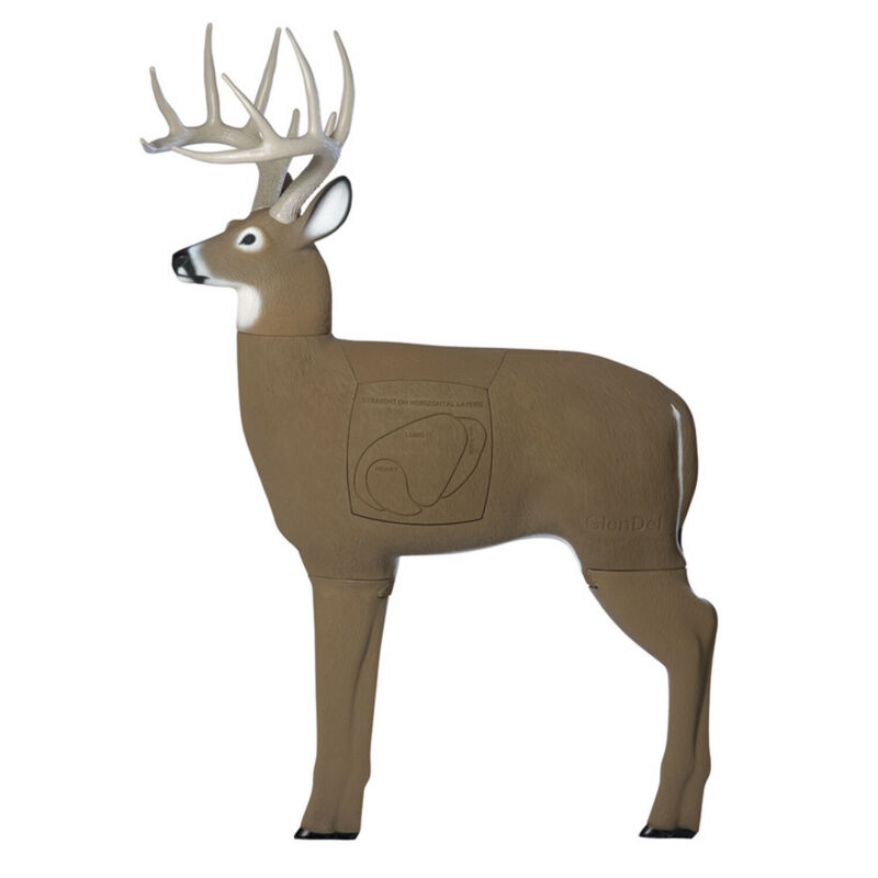 Block Glendel 3D Buck Glendel Buck 71000