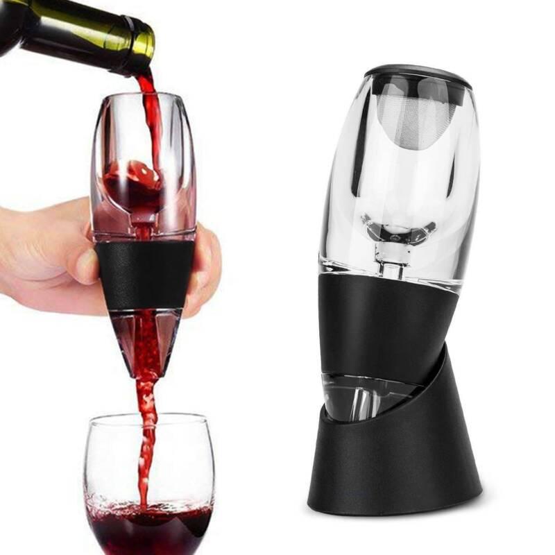 Wein Dekanter Dekantierer Rotwein Aerator Schnellest Ernüchternd Wein Belüfter