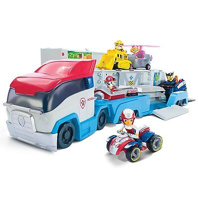 Paw Patrol Games Play Toy Kids Truck Vehicle Transport Ryder ATV Rescue Missions](Paw Games)