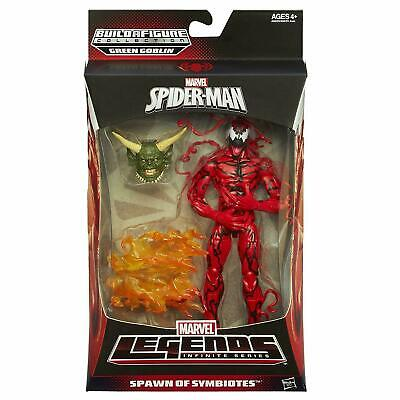 Marvel Legends Infinite Amazing Spider-Man 2 Spawn of Symbiotes Carnage Figure