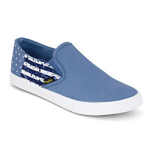 froskie branded casual vulcanised canvas shoes for f